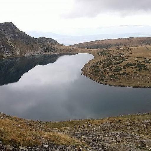 """אגם """"הכליה"""""""