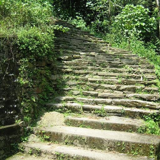 המדרגות שלא נגמרות...