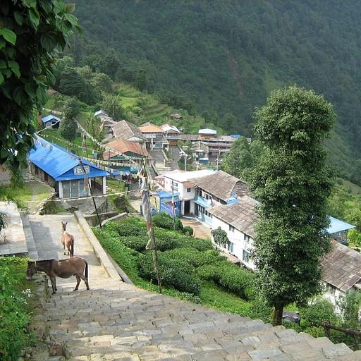 המדרגות של צ'ומורנג