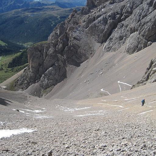 סקי דרדרת