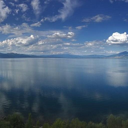 אגם פרספה