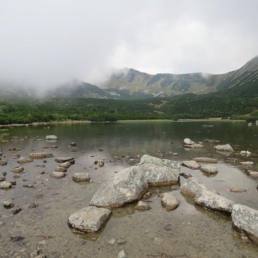 אגם biele pleso