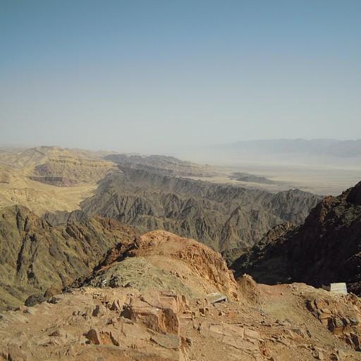 הנוף הנשקף מפסגת הר שלמה- מבט לצפון