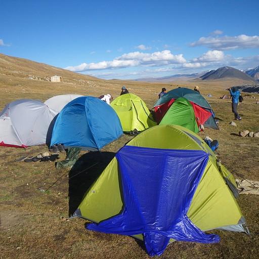 Base camp