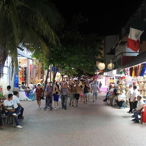 Playa Del Carmen השדרה החמישית