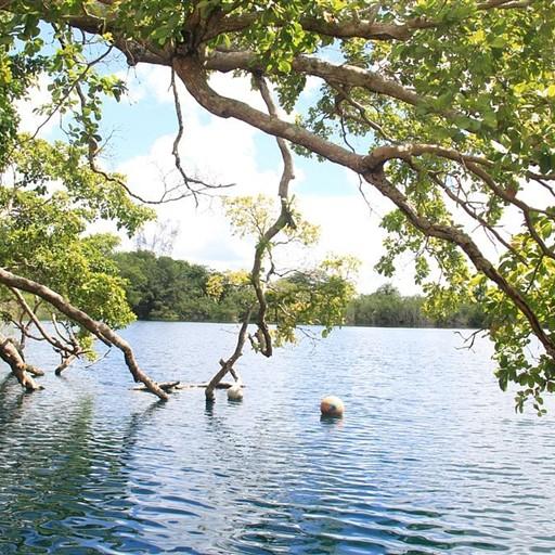 Cenote Azule