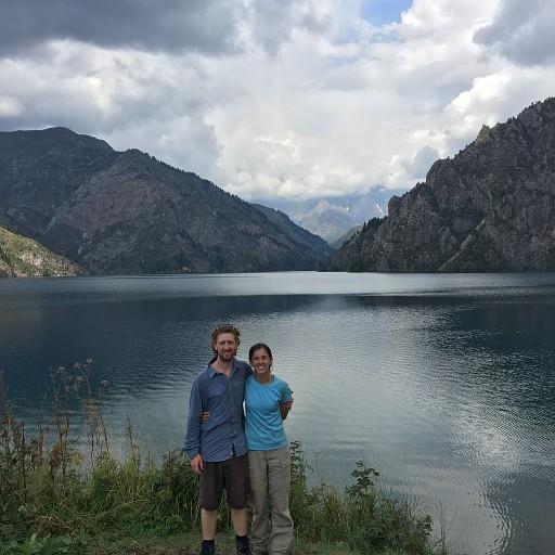 האגם הגדול בשמורת סרי צ'לק