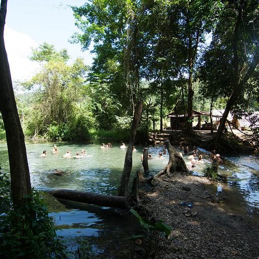 מעיינות חמים Sai Ngam