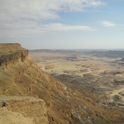 בקעת ארדון מפסגת הר ארדון