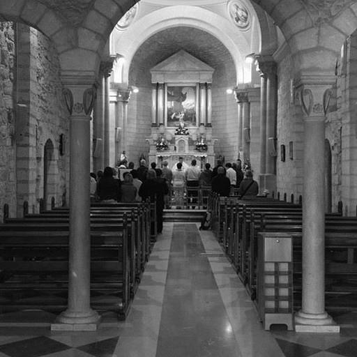 כנסיית החתונה בכפר כנא.