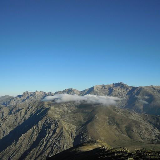הנוף שנשקף מהפסגה