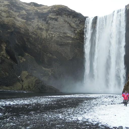 מפלי Eyjafjallajökull
