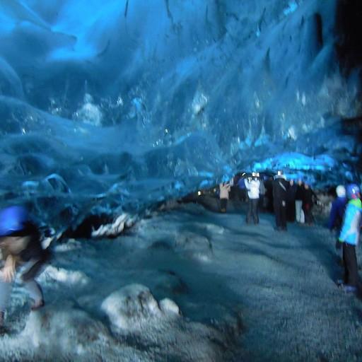 מערת הקרח Breiðamerkurjökull