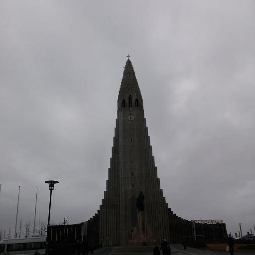 קתדרלת Hallgrimskirkja