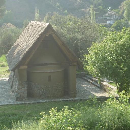 הכנסייה הקטנה שבשולי הכפר- שווה ביקור!