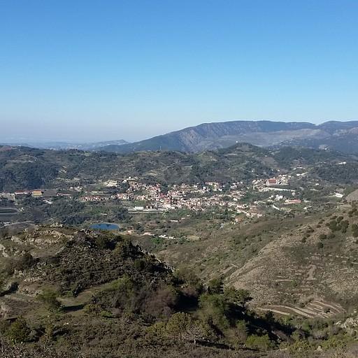 העיירה Kyperounta