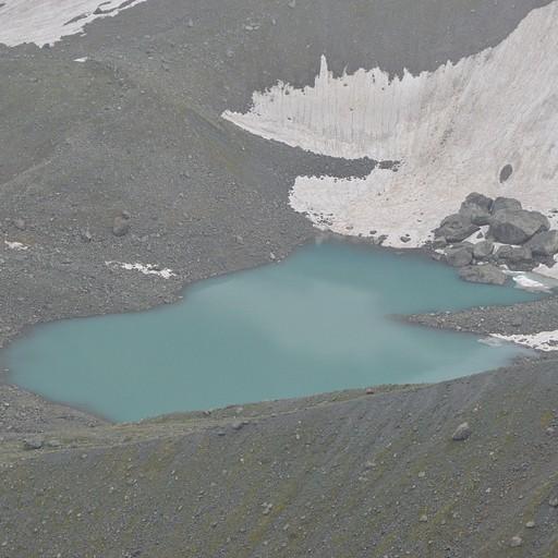 האגם הלבן מהפס