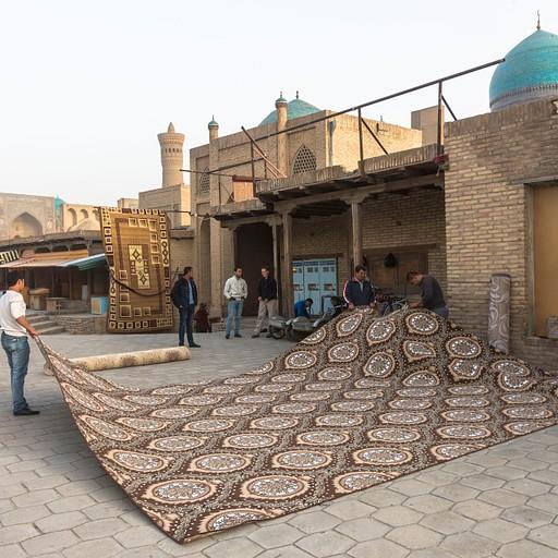 שוק השטיחים