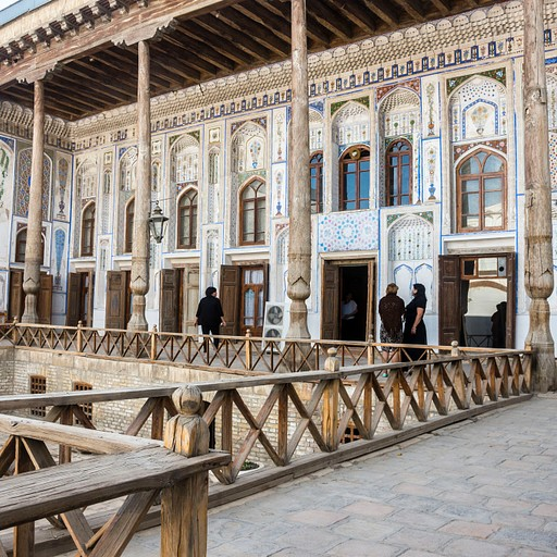 Fayzulla Khodjaev House Museum