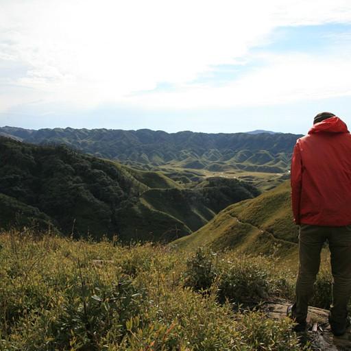 מבט מהפס לעמק דזוקו
