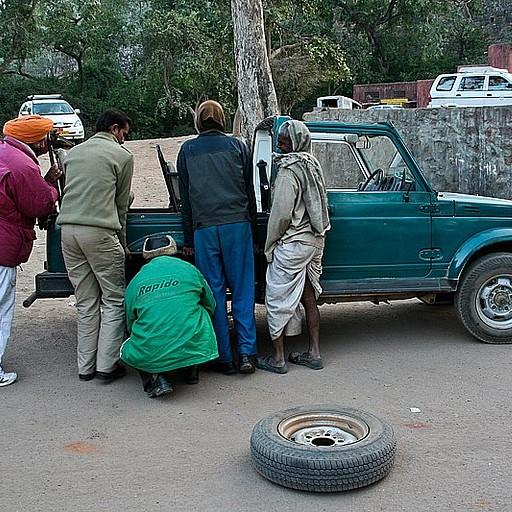 כן, זה קורה הרבה בהודו