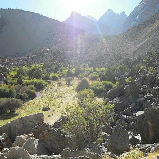 העמק בדרך לכפר זימטוט