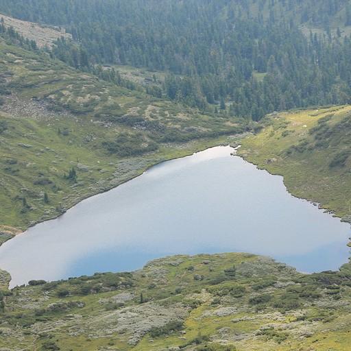 אגם הלב