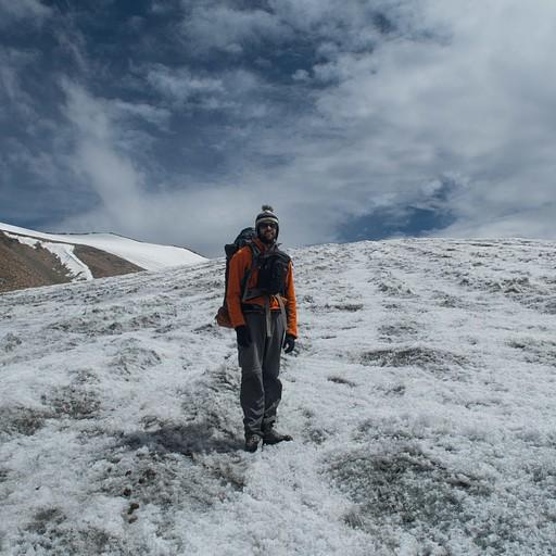 הליכה על הקרחון