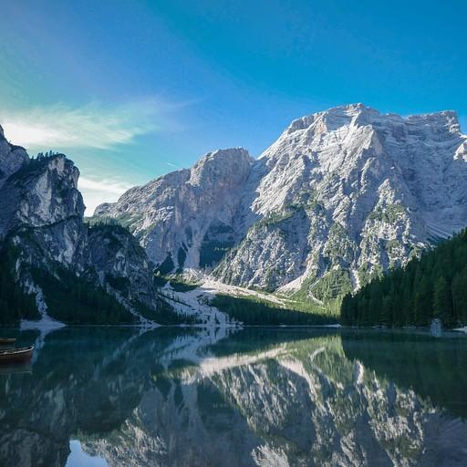 מקטע 1 - נקודת ההתחלה - אגם Braies