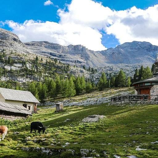 הנופים היפים שמסביב Lavarella