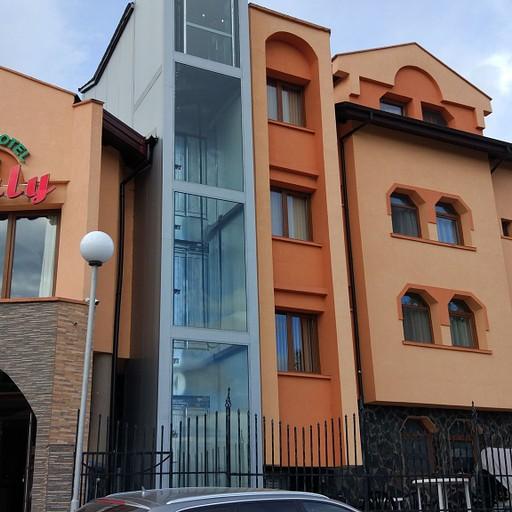 המלון Emiley green hotel