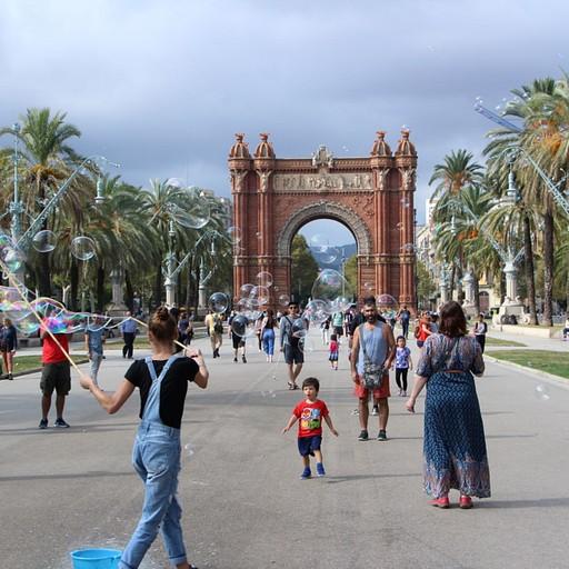 ברצלונה - שדרות St.Joan