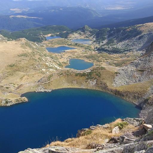 שבעת האגמים מנקודת מבט אחרת