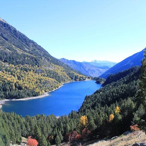 אגם Saint Morici