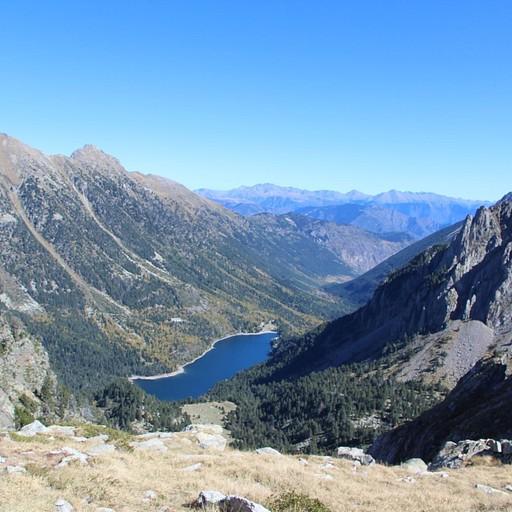 אגם Saint Morici - התצפית הגבוהה
