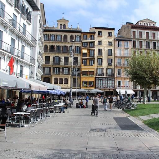 פמפלונה (כיכר castillo)