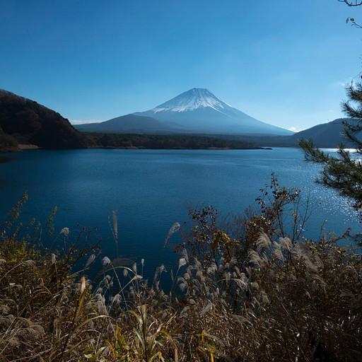 תצפית על פוג׳י מאגם Motosu