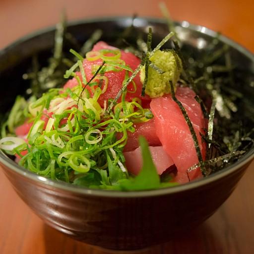 ארוחת ערב ב- Katsuura