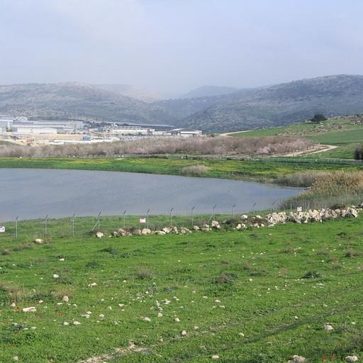 מאגר המים ומורדות הרי יהודה
