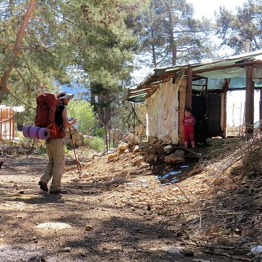 בתי בודדים בפריפריה של ULUPINAR