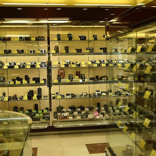 חנות מצלמות ועדשות יד שניה