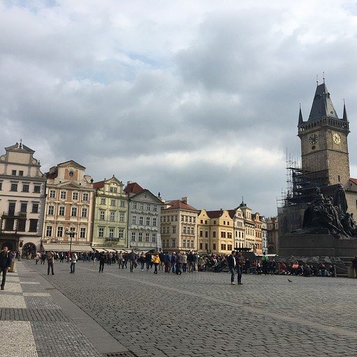 כיכר העיר העתיקה