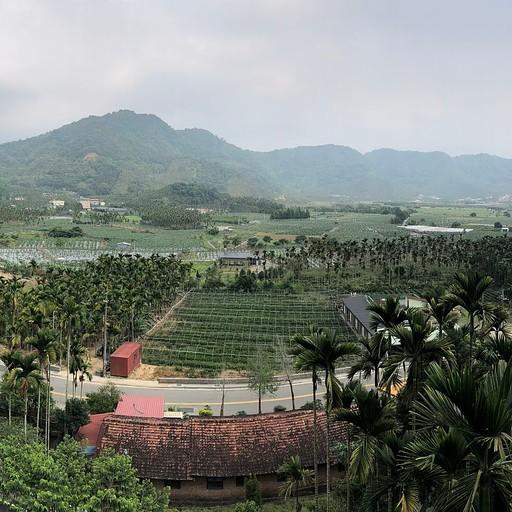 נוף טאיוואני טיפוסי