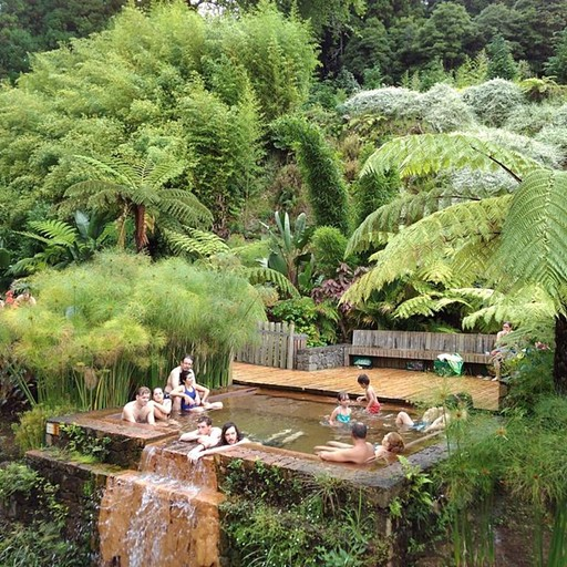 Dona beja hot springs