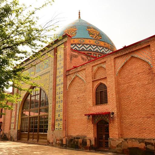 המסגד היחיד בארמניה