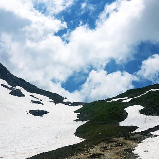 בדרך לבונהום בשלג 2