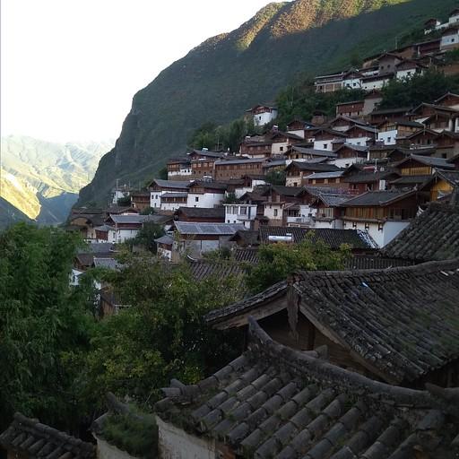 הכפר באושן