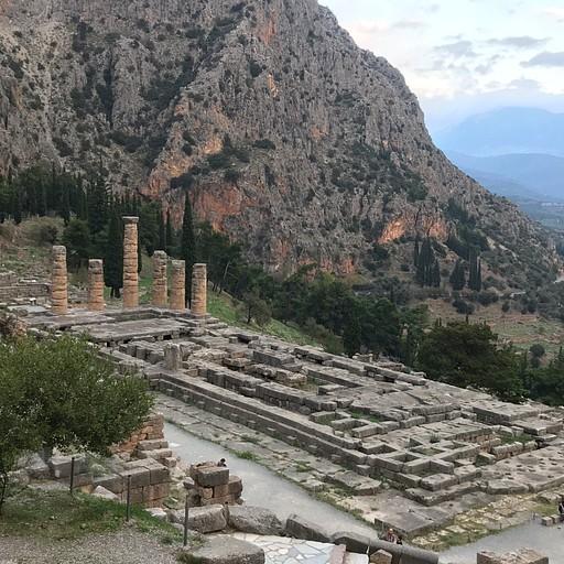 המקדש של אפולו