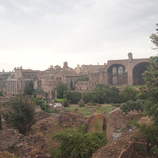 הפורם הרומאי