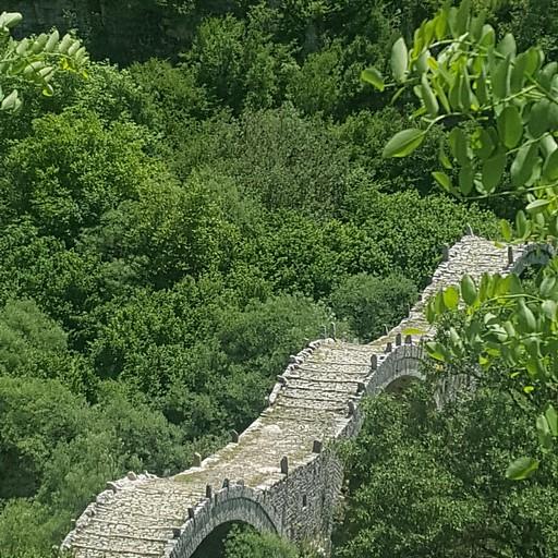 הגשרים העתיקים של איזור קיפי